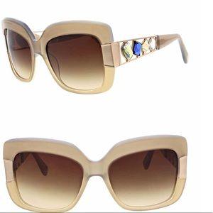 🎉HP🎉Oscar de la Renta 54mm Oversized Sunglasses